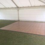 15 x 15 parq dance floor 1